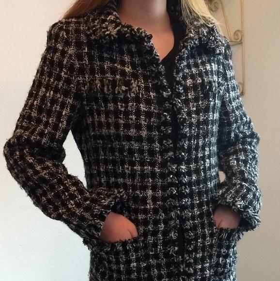 Marshall Fields Wool Winter Coat